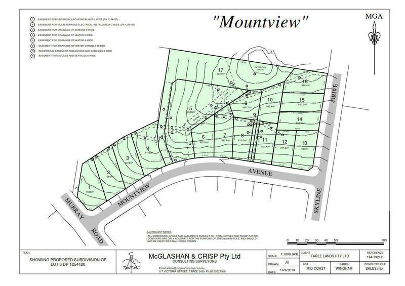 Lot 14 Mountview Avenue, Wingham NSW 2429, Image 2