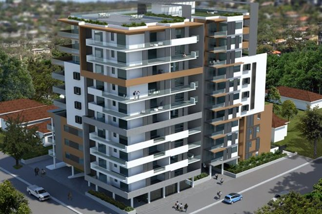 Picture of 1101/5-9 French Avenue, BANKSTOWN NSW 2200