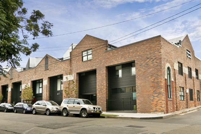 Picture of 8/1 Gibbens Street, CAMPERDOWN NSW 2050