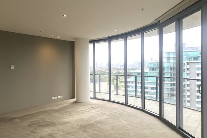 Picture of 1004/55 Queens Road, MELBOURNE VIC 3000