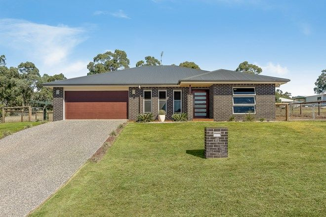 Picture of 4 Triller Street, MERINGANDAN WEST QLD 4352