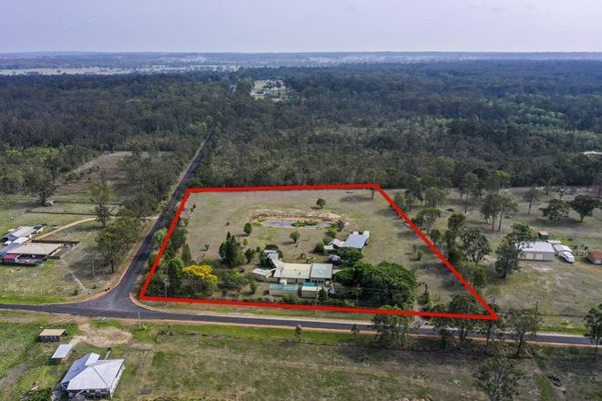 Picture of 233 Lower Kangaroo Creek Road, COUTTS CROSSING NSW 2460