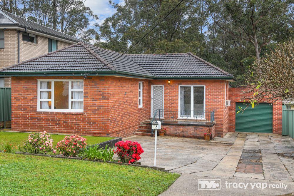 12 Skenes Avenue, Eastwood NSW 2122, Image 0