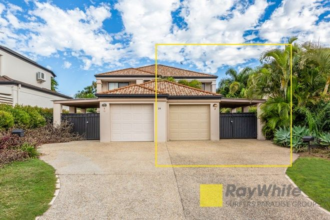 Picture of 2/24 Mason Street, SOUTHPORT QLD 4215