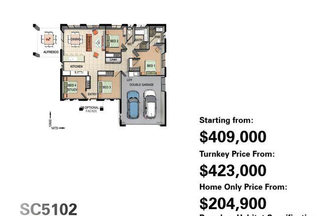 Picture of Lot 73 Rosella Highlands Estate, MERINGANDAN WEST QLD 4352