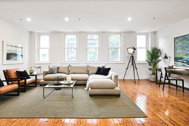 Picture of 1/362 Little Bourke Street, MELBOURNE VIC 3000