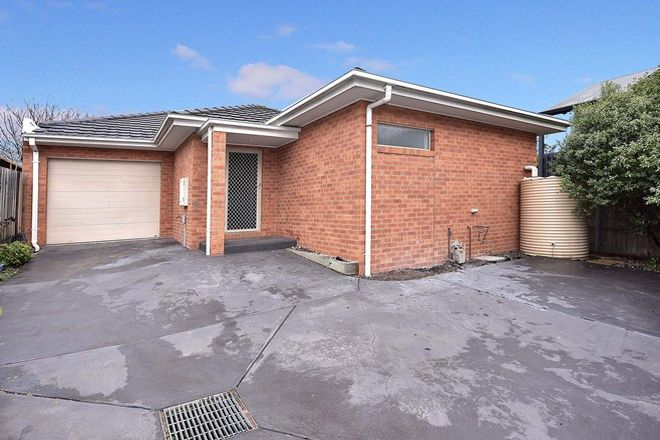 Picture of 2/24 Laura Street, ASPENDALE VIC 3195