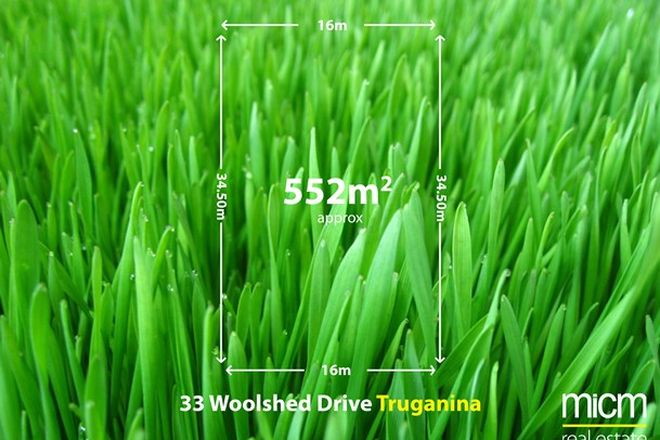 Picture of Lot 934, 33 Woolshed Drive, TRUGANINA VIC 3029