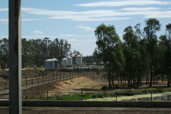 Picture of 8100 East Barham Road, BARHAM NSW 2732