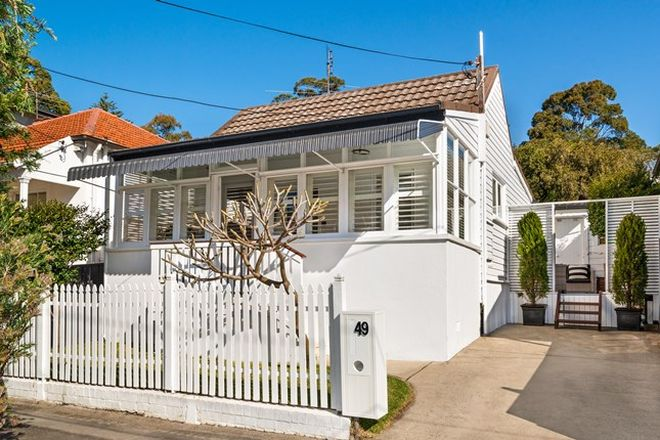 Picture of 49 Jenkins Street, CAMMERAY NSW 2062