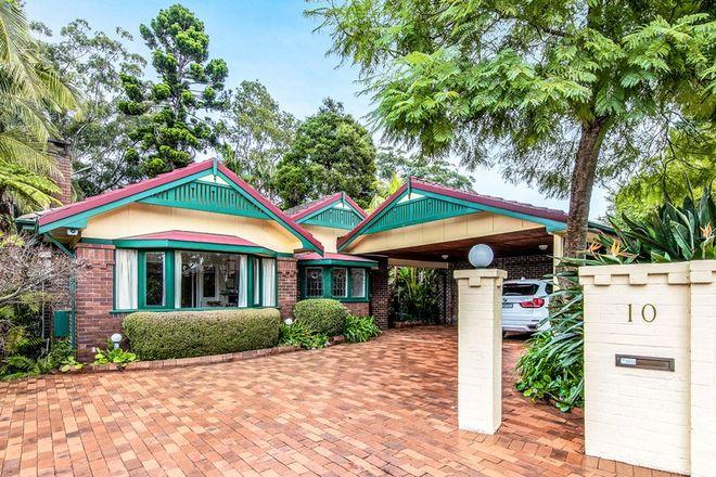 Picture of 10 Birdwood Avenue, KILLARA NSW 2071