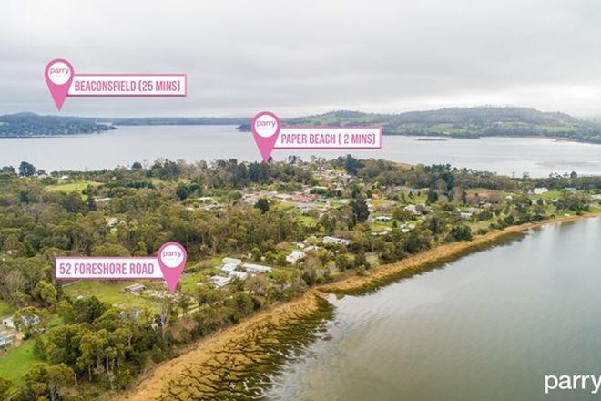 Picture of 52 Foreshore Road, SWAN POINT TAS 7275