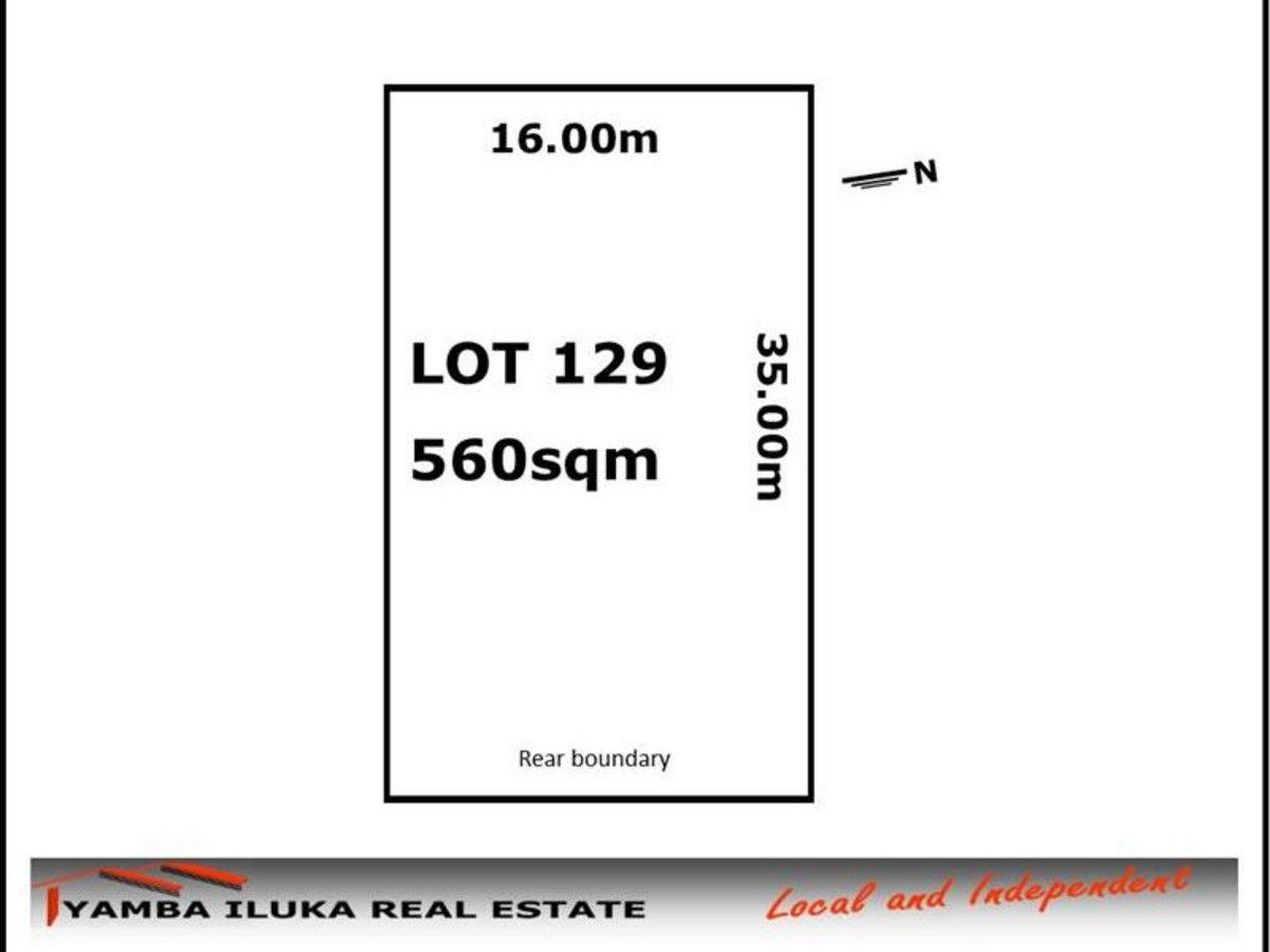 Lot 129 -22 Carrs Drive, Yamba NSW 2464, Image 1