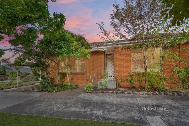 Picture of 1/5 Travellyn Court, BLACKBURN SOUTH VIC 3130
