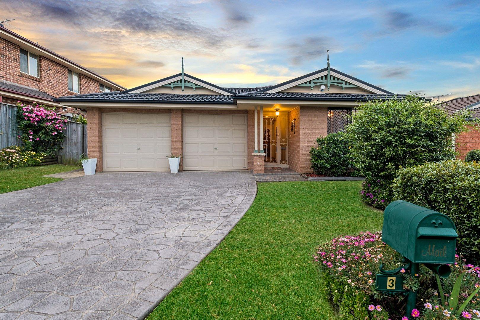 3 Leilani Street, Kellyville Ridge NSW 2155, Image 0