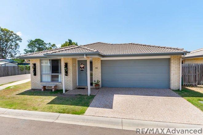 Picture of 43/15-23 Redondo St, NINGI QLD 4511
