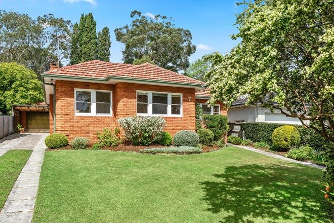 Picture of 7 Loombah Avenue, EAST LINDFIELD NSW 2070