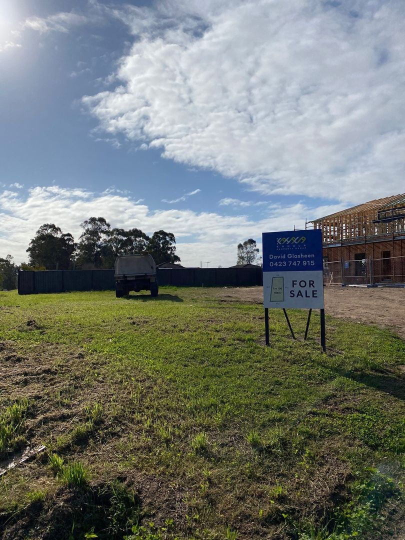 Lot 100 Turffontein Avenue, Box Hill NSW 2765, Image 0