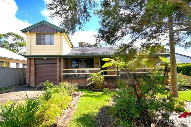 Picture of 141 Prince Edward Avenue, CULBURRA BEACH NSW 2540