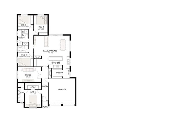 Picture of Lot 2138 Trident Road, SEAFORD MEADOWS SA 5169