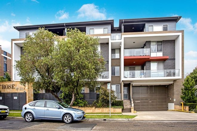 Picture of 60/18-22a Hope  Street, ROSEHILL NSW 2142