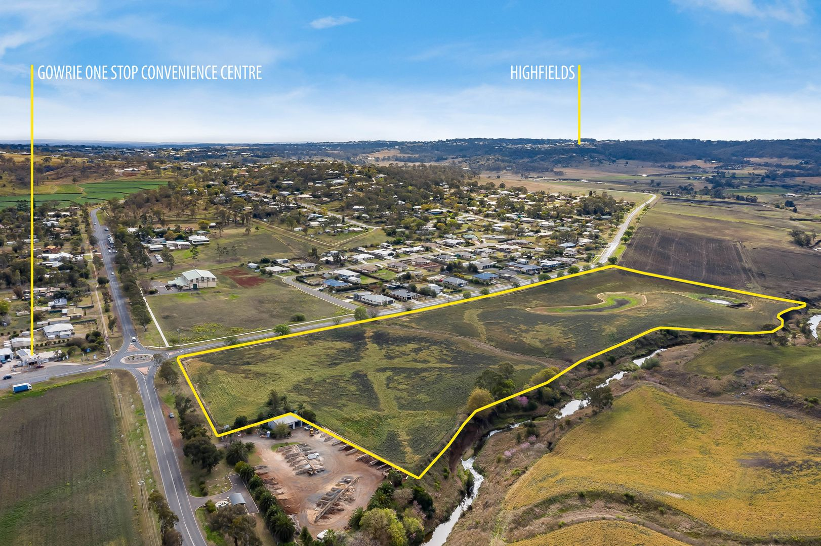 Lot 1 Cnr Old Homebush & Gowrie Birnam Roads, Gowrie Junction QLD 4352, Image 0