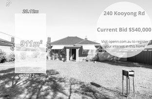 Picture of 240 Kooyong Road, Kewdale WA 6105