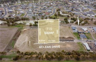 Picture of Lot 315 McLean Drive, Horsham VIC 3400