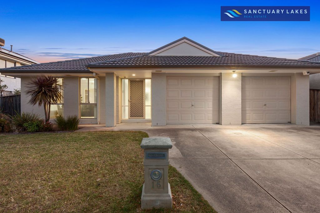 15 The Breezewater, Sanctuary Lakes VIC 3030, Image 0