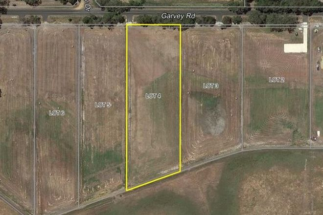 Picture of Lot 4 Garvey  Road, CROOKED BROOK WA 6236