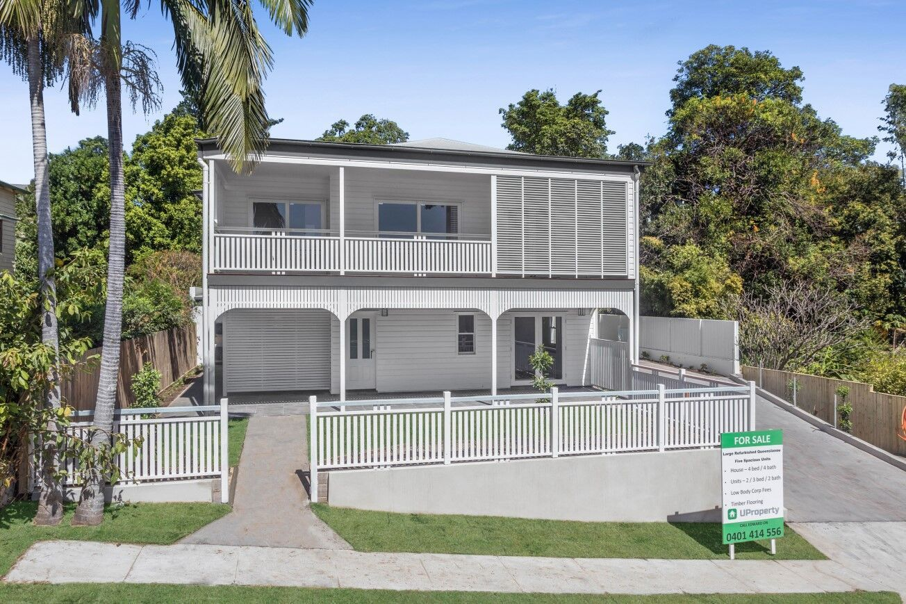 1/54 Taunton Street, Annerley QLD 4103, Image 1