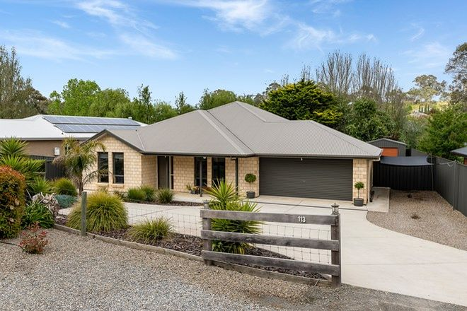 Picture of 113 North Road, NAIRNE SA 5252