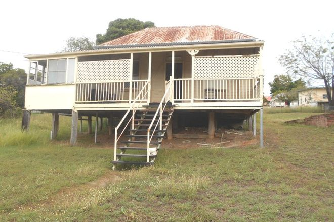 Picture of 12 Campion Street, MOUNT MORGAN QLD 4714