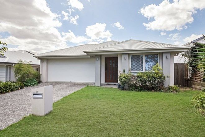 Picture of 20 Cafe Place, BELLBIRD PARK QLD 4300