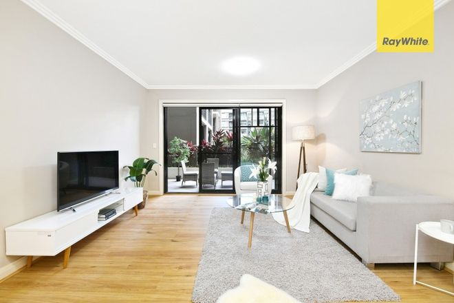 Picture of 49/141 Bowden St., MEADOWBANK NSW 2114