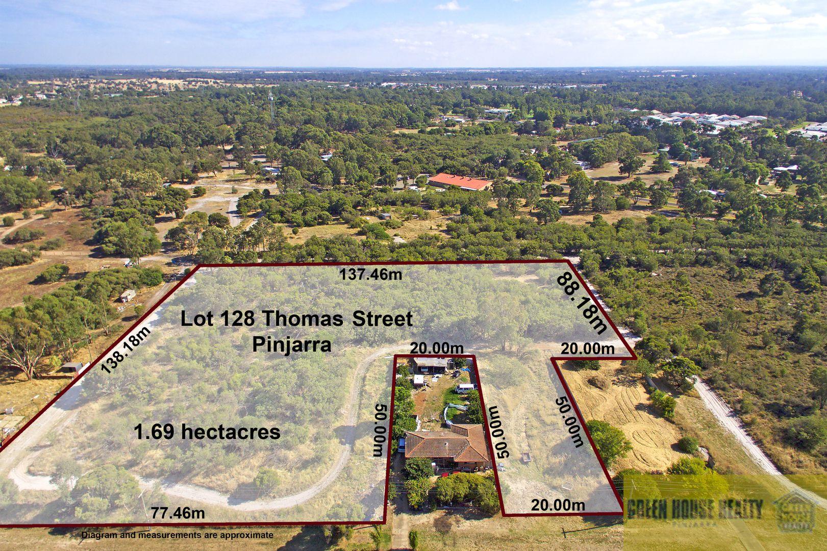 Lot 128 Thomas Street, Pinjarra WA 6208, Image 1