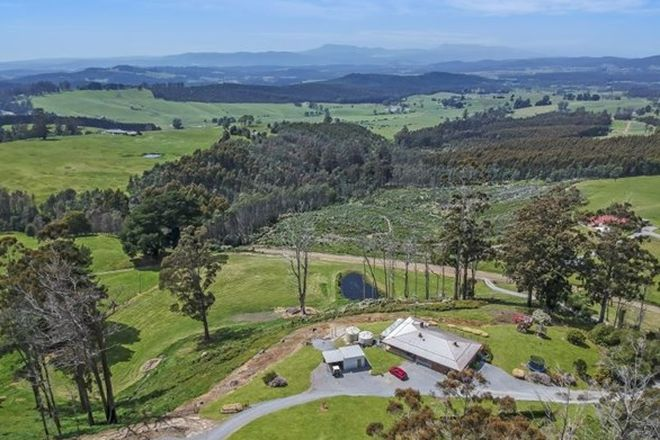 Picture of 222 O'Reillys Road, WINKLEIGH TAS 7275