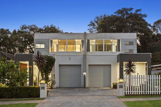Picture of 19a Grand Avenue, WEST RYDE NSW 2114