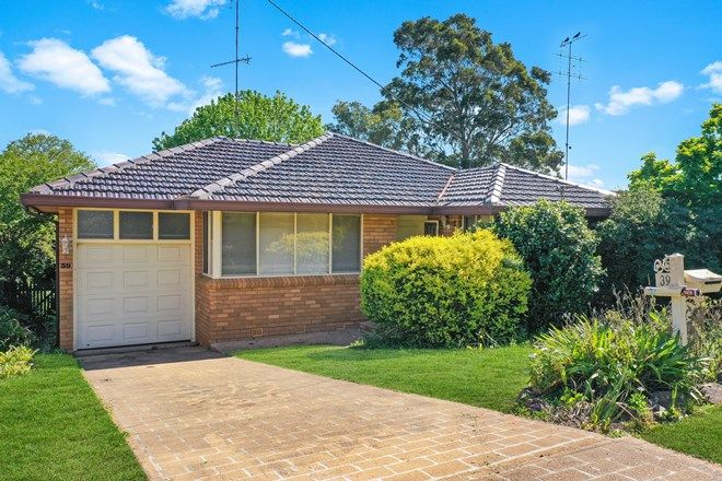 Picture of 39 Grandview Drive, CAMPBELLTOWN NSW 2560