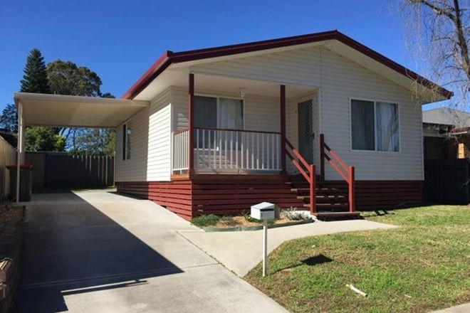 Picture of 1 CLOSEBOURNE WAY, RAYMOND TERRACE NSW 2324