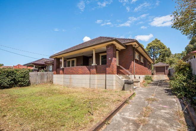 Picture of 22 Denman Avenue, HABERFIELD NSW 2045