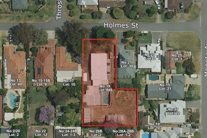 Picture of 19 Holmes Street, SHELLEY WA 6148
