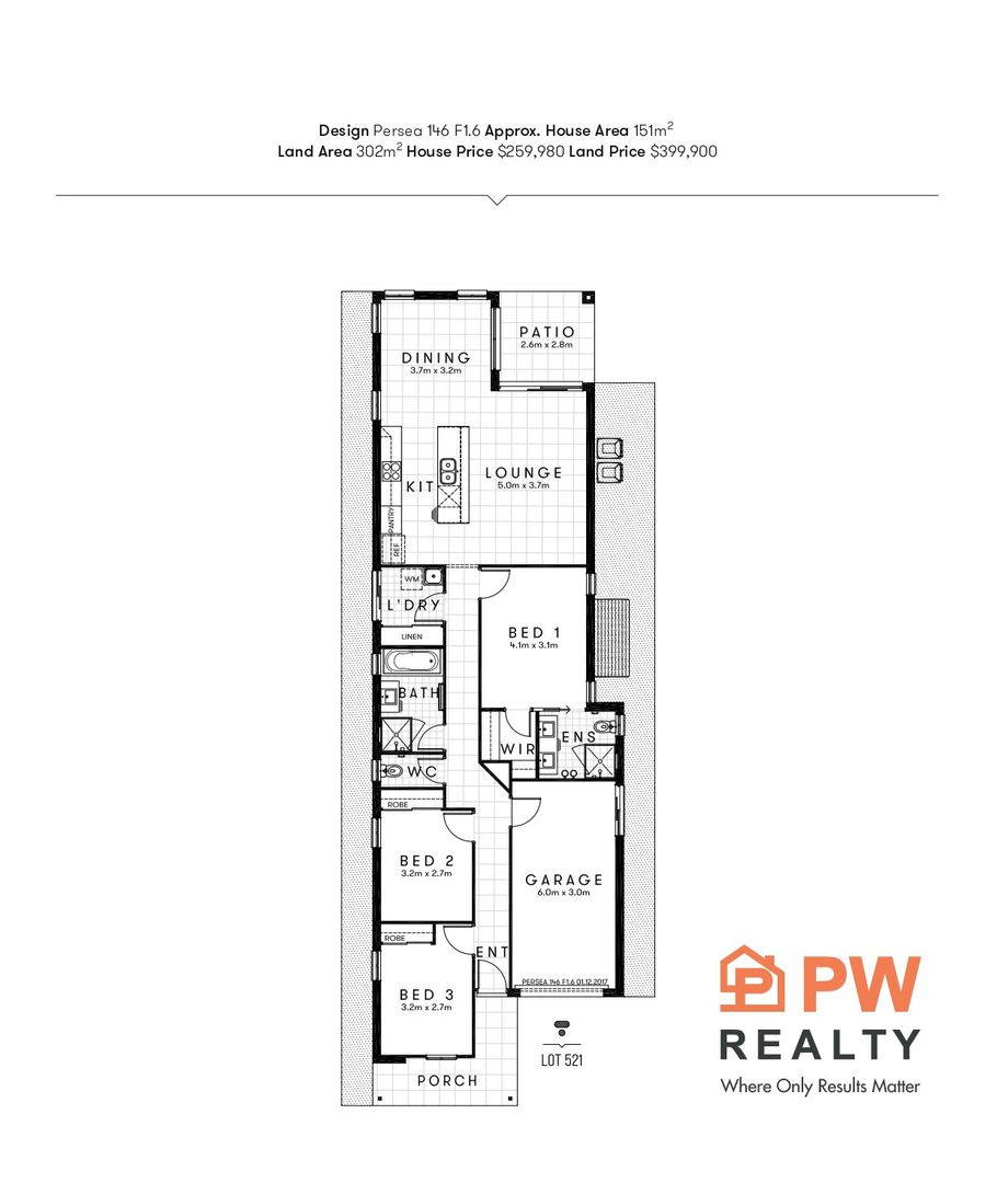 Lot 521 Campbell Street, Riverstone NSW 2765, Image 1