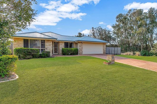 Picture of 17 Lakefield Drive, VICTORIA POINT QLD 4165
