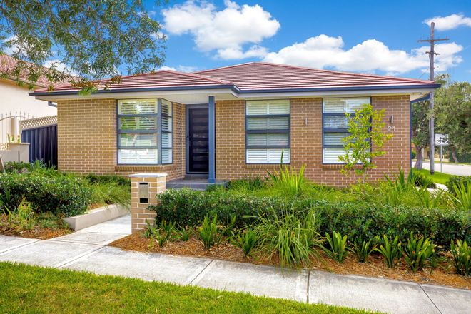 Picture of 21 Anderson Road, CONCORD NSW 2137