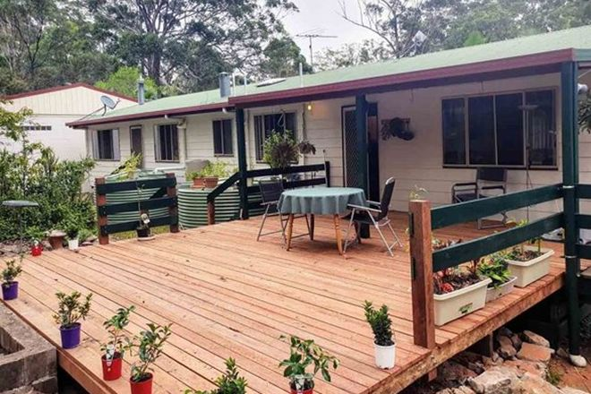 Picture of 14 Pinnell Road, CROWS NEST QLD 4355