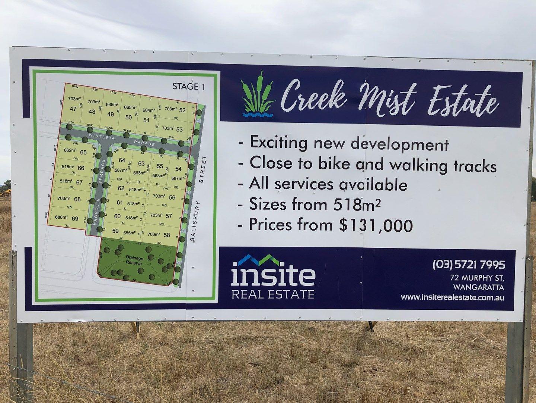 Lot 65 Creek Mist Estate, Wangaratta VIC 3677, Image 0
