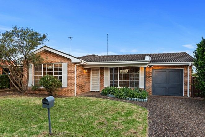 Picture of 4 Flax Place, QUAKERS HILL NSW 2763