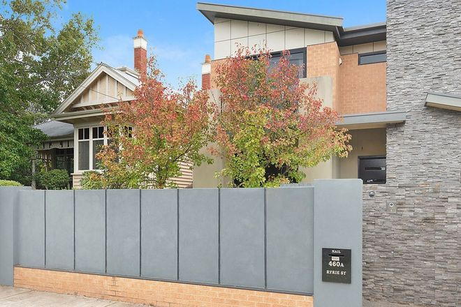 Picture of 460a Ryrie Street, EAST GEELONG VIC 3219