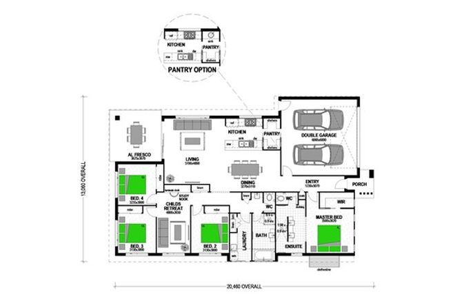 Picture of Lot 29 Heritage Village, HERITAGE PARK QLD 4118